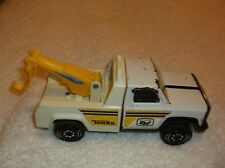 nef. Tonka Die Cast Metal/Plastic Ernest Holmes Tow Truck 6 3/4 Inches Long