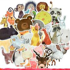 50 Comic Tier Stickerbomb Aufkleber Sticker Mix Decals Retrosticker zoo löwen
