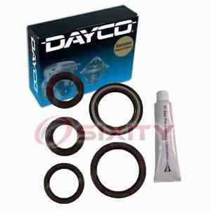 Dayco Engine Seal Kit for 1998-2007 Volvo V70 2.3L 2.4L 2.5L L5 Gaskets on