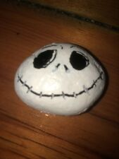 JACK SKELLINGTON  Hand Painted Original Rock Stone Art SHIPS TODAY!