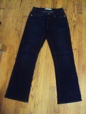 Women's Levi's 529 Curvy Boot Cut Jeans Dark Wash 4