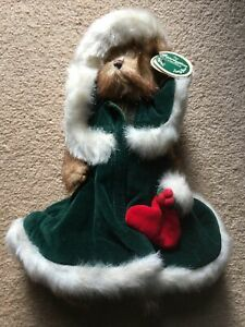 bearington collection bears Christmas Edition Name Ivana B. Merry Style 1764