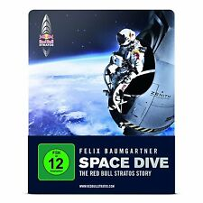 BLU-RAY  SPACE DIVE STEELBOOK -The Red Bull Stratos Story (+DVD) - NEU & OVP