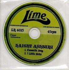 (AR46) Haight Ashbury, Favourite Song - DJ CD