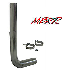 MBRP Dodge Ford Chevy Diesel Trucks Universal Single Stack Mount Kit T409 SS