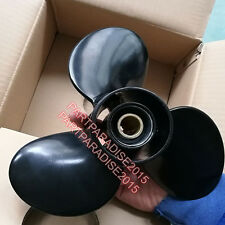 Aluminum Outboard Propeller 9.25x9 fit Tohatsu Mercury Outboard 15HP 18HP