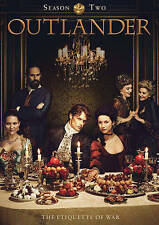 Outlander: Season Two (DVD, 2016, 5-Disc Set)