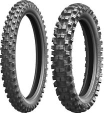 MICHELIN STARCROSS 80/100-21 FRONT 100/90-19 REAR MEDIUM TIRE SET HUSQVARNA