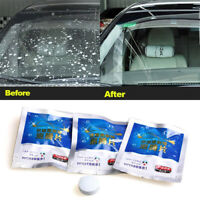 5X Effervescent Spray Cleaner Car Windshield Glass Cleaning Concentrated Tablets
