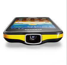 "4.0"" Samsung Galaxy Beam GT-I8530 -8GB Built-in HD Projector 5MP Smartphone+Gift"