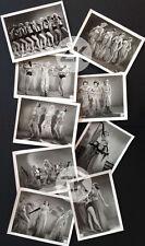 LE BILLET DE MILLE Danseuse Cabaret PIN-UP Film Comédie Musical 9 Photos 1934