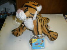 "Bengal Tiger full size 8"" Webkinz plush wild cat with sealed unused code hm166"