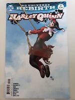 HARLEY QUINN #21 (2017) DC UNIVERSE REBIRTH COMICS FRANK CHO VARIANT COVERN NM