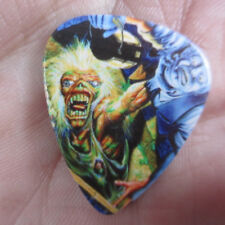 IRON MAIDEN Collectors Guitar Pick; 'No Prayer for the Dying'