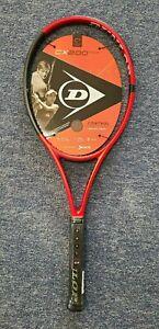 Dunlop CX 200 Tour 16x19 2021 Model Tennis Racquet FREE STRINGING Free Strings
