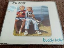 Weezer - Buddy Holly (1995) 4 Track CD Single