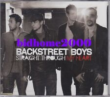 Backstreet Boys - Straight Through My Heart Japan CD Single (w/Sticker)