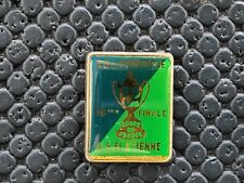 PINS BADGE FOOTBALL ASSE SAINT ETIENNE VS DUNKERQUE