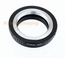 Copper Adjustable Leica LTM M39 39mm Lens to Fujifilm X-Pro2 X-E2  X-T1 Adapter