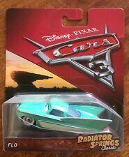 Disney Pixar Cars 3 - FLO - RADIATOR SPRINGS - RARE - New And Sealed