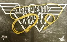 Hot Toys Wonder Woman Lasso MMS450 MMS451 Justice League Brand New Unused 1/6 2