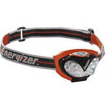 "Energizer ""visión headlight"" frente lámpara lámpara de cabeza 6 LED 's versc. modos resistente a la intemperie"