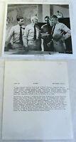 1976 press photo MIDWAY Henry Fonda, Robert Wagner, Charlton Heston,Pearl Harbor