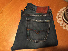 MENS GUESS FALCON BOOT CUT JEANS 32 X 31 VERY NICE!