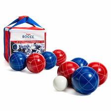 Italian game bocce ball set Americana Red White and blue byFranklin Sports