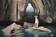 The Other Side Print by Joel Rea xx/50 urban street art graffiti josh keyes obey
