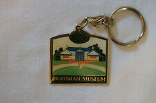 Cricket Collectable - Bradman Museum - Key Ring