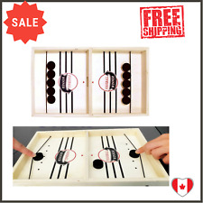 Fast Hockey, Foosball, Sling Puck game for Party, kids, FAST SHIPPING⭐