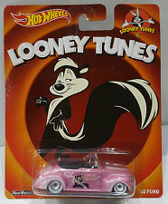 Hot Wheels 2014 LOONEY TUNES `40 FORD Real Riders Metal / OVP