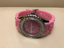 Sekonda 4307 Watch Pink Silicon Strap Used