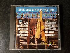 BLUE EYES CRYING IN THE RAIN - 25 COUNTRY GREATS - CD ALBUM