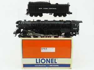 O Gauge 3-Rail Lionel 6-11412 NYC New York Central 4-8-2 Mohawk Steam w/ TMCC