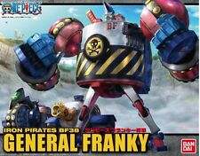 New Bandai ONE PIECE LOGBOX THE MOVE Iron Pirates General Franky From Japan