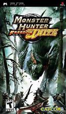 *NEW* Monster Hunter Freedom Unite (Favorites) - PSP