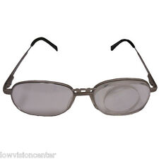 Eschenbach 6X / 24D Spectacle Magnifier Reading Glasses - Left Eye Magnified