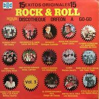 Rebeldes del Rock Locos del Ritmo Beatnicks Crazy Boys Hooligans Sinners Garage