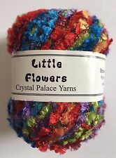 Crystal Palace Yarns Little Flowers #9552 Confetti Multicolor Mini Flag Yarn 50g