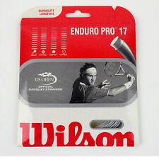 Wilson Enduro Pro 17 Tennis String Tennis Racquet String US Open Official