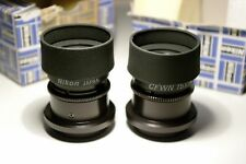 Nikon MBJ20150 CFWN 15x  eyepiece pair okular paar oculaire reticule reticle