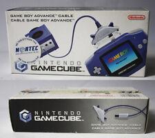 ORIGINAL 2002 NINTENDO GAMECUBE GAME BOY ADVANCE CONNECTION CABLE GENUINE NEW !
