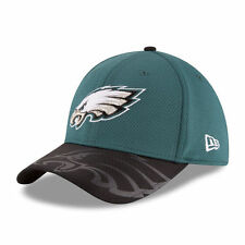 Philadelphia Eagles New Era 39THIRTY NFL Sideline Men's Fitted Cap Hat Size: S/M