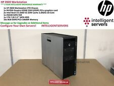 Workstation HP Z820 2x E5-2660 V2 2.20GHz 128 GB 1 TB HDD 256 GB SSD Quadro K2000