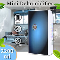 2200ml 220V Home Office Mini Air Dryer Electric Desiccant Compact Dehumidifier