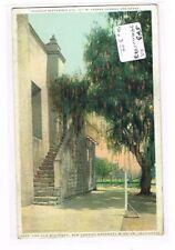 Scott 543 1923 CALIFORNIA Old Stairway, San Gabriel Mission Phostint