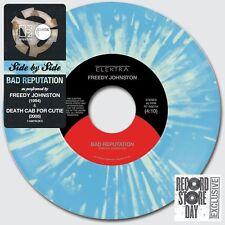 "DEATH CAB FOR CUTIE / FREEDY JOHNSTON BAD REPUTATION VINILE 7"" RSD 2015 NUOVO"