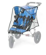 Brand new universal  NIPPER SINGLE 360 STROLLER RAIN COVER fits similar 3 wheels